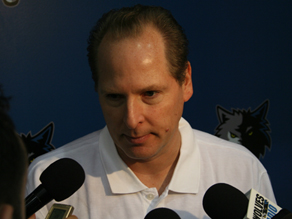 David Kahn: Minnesota Timberwolves General Manager